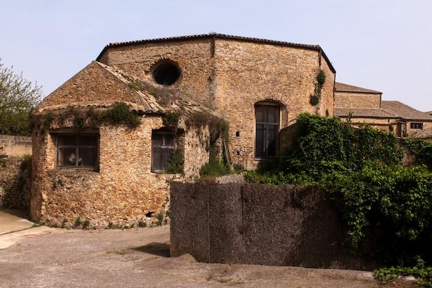 Landhaus in piaza armerina