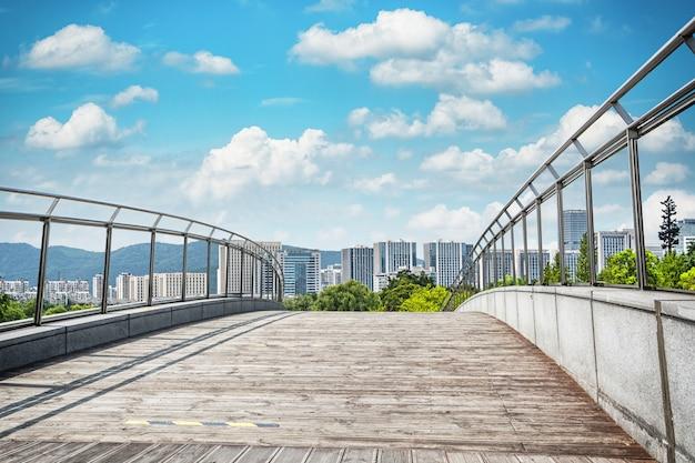 Landschaft blau sonnig modern typisch