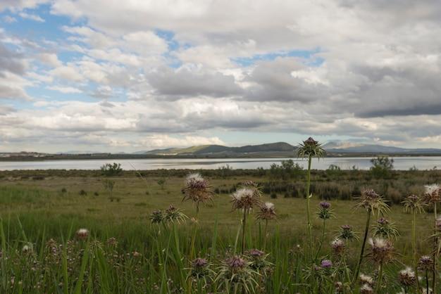 Landschaften der provinz malaga