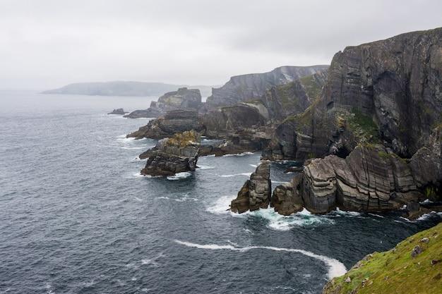 Landschaften irlands. mizen head