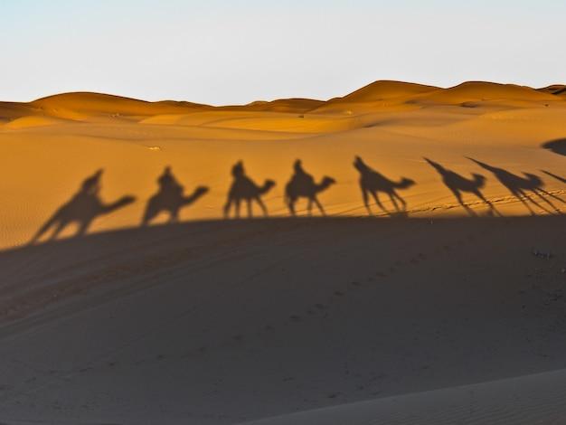 Landschaften und städte marokko