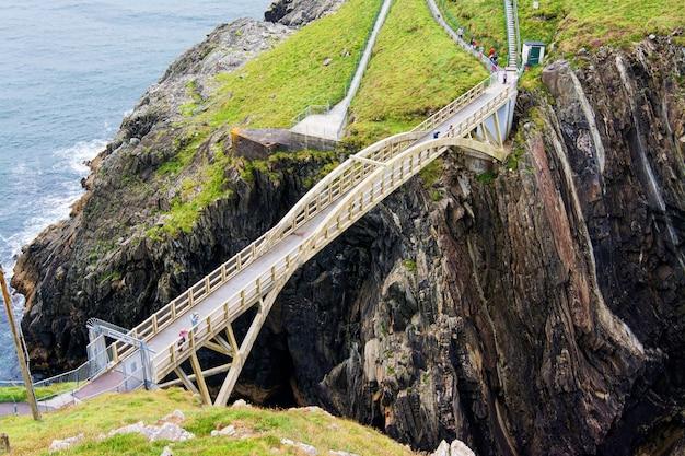 Landschaften von irland. mizen head