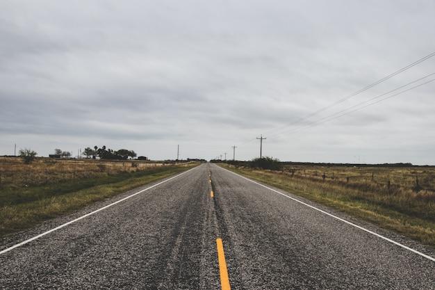 Landstraße hintergrund