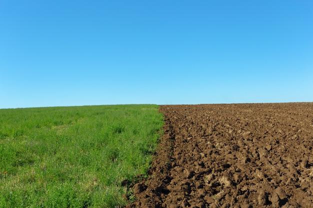 Landwirtschaft boden