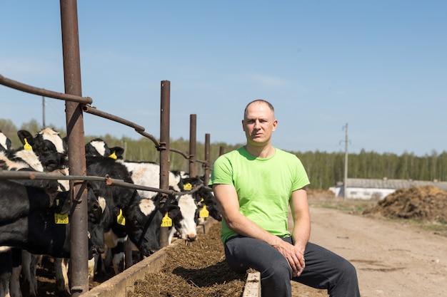 Landwirtschaft, landwirtschaft, menschen- und tierhaltung