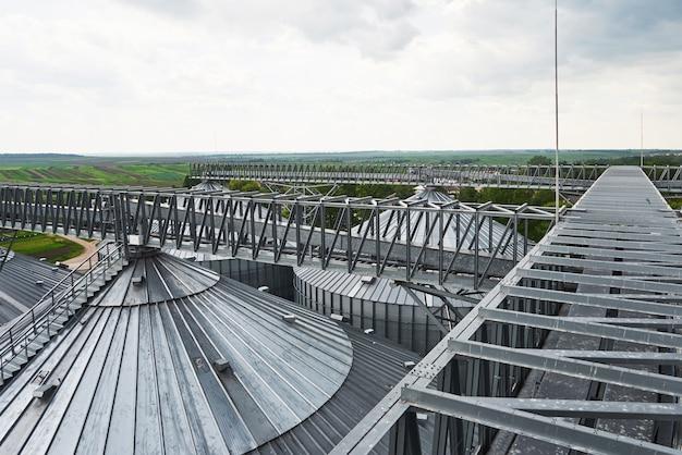 Landwirtschaftliches silo