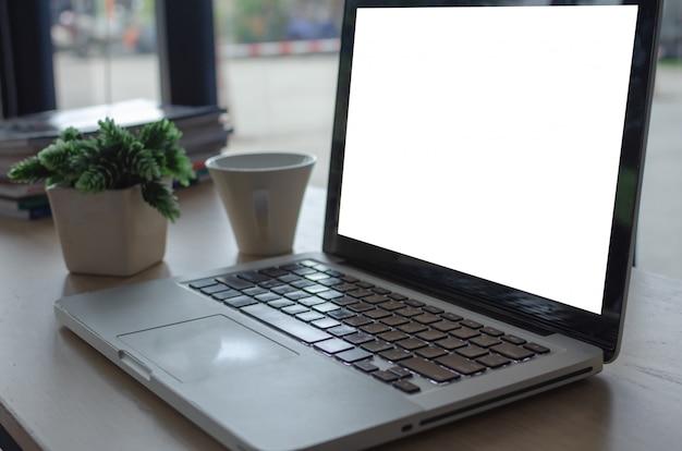 Laptop und grafik