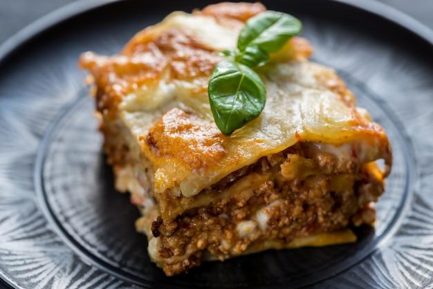 Lasagne mit pesto