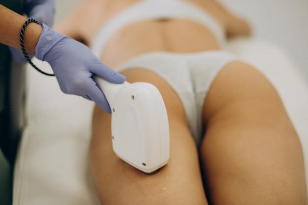 Laserepilation, haarentfernungstherapie