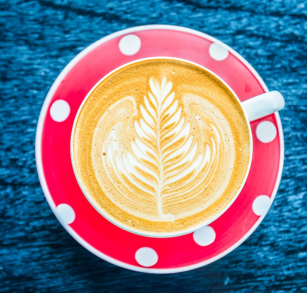 Latte kaffee