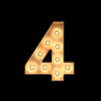 Lauflicht nummer 4