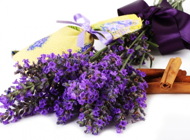 Lavendel duftende beutel