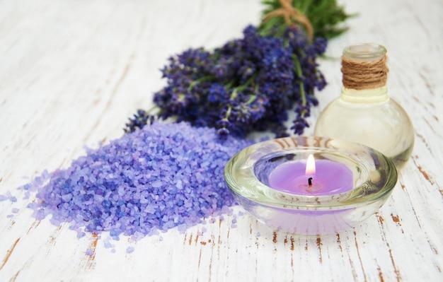 Lavendel spa