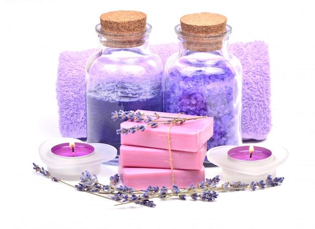Lavendelzusammensetzung