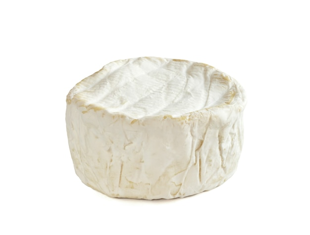 Le creme normand camembert käse isoliert