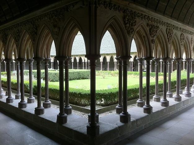 Le saint michelle normandie mont michel