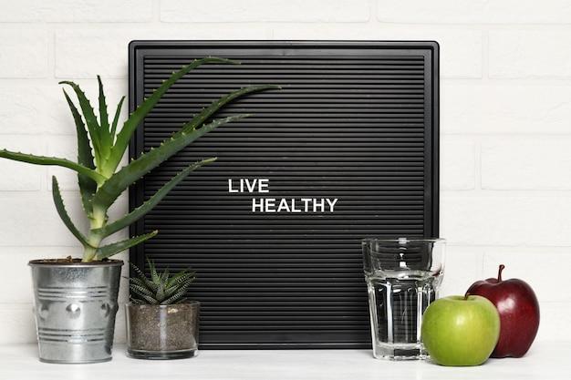 Lebe gesund