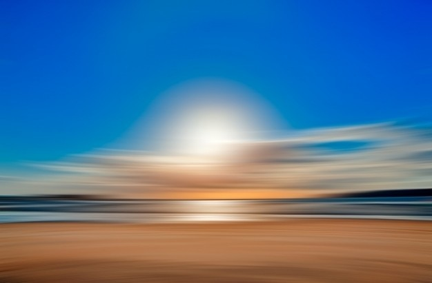 Lebendige abstract blur
