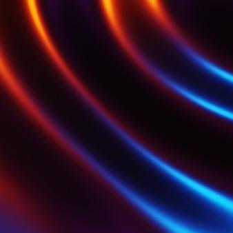 Lebendige holographische dunkle hintergrundbeschaffenheit