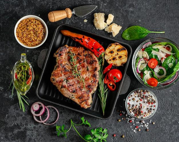 Lebensmittelhintergrund