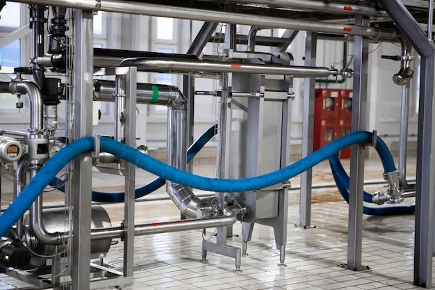 Lebensmittelindustrie, verarbeitung von molke zu milchpulver