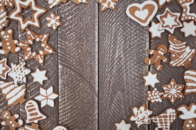 Lebkuchen bedeuten, dass weihnachten sehr nah ist