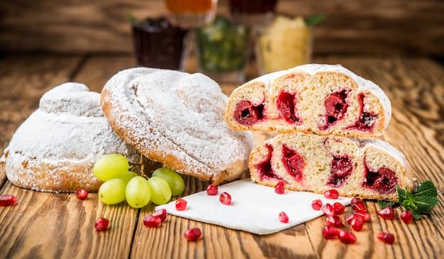 Leckere bio-marmeladen