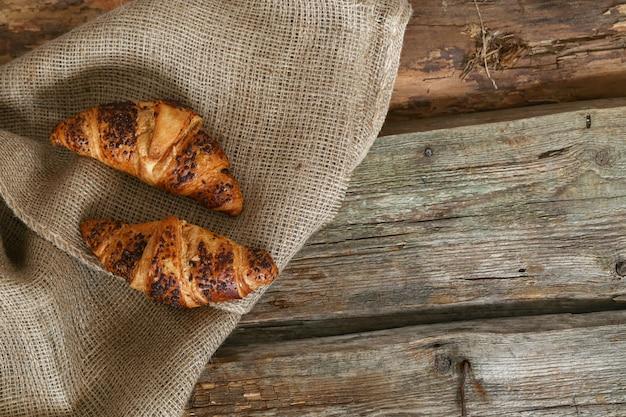 Leckere croissants