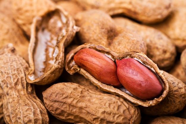 Leckere erdnüsse