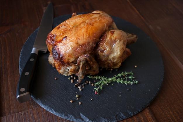 Leckere gastronomie pollo comida foodie