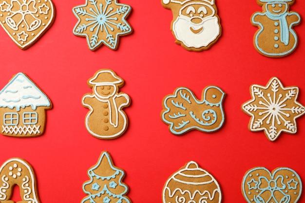 Leckere hausgemachte weihnachtsplätzchen
