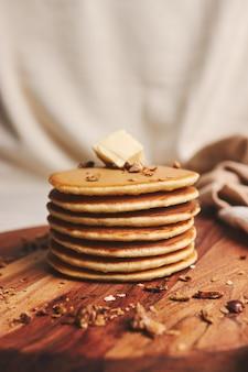 Leckere pfannkuchen