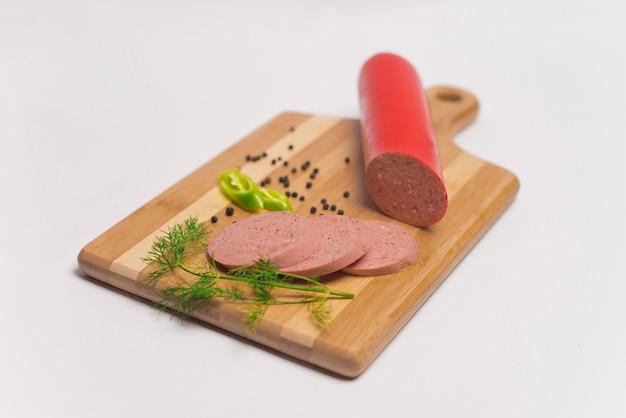 Leckere salami