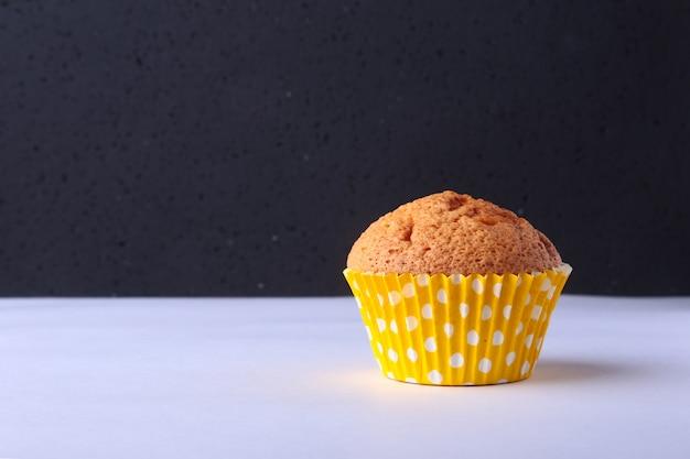 Leckere schokoladen cupcakes