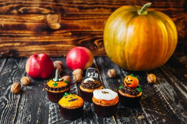 Leckere süßigkeiten für halloween für kinder
