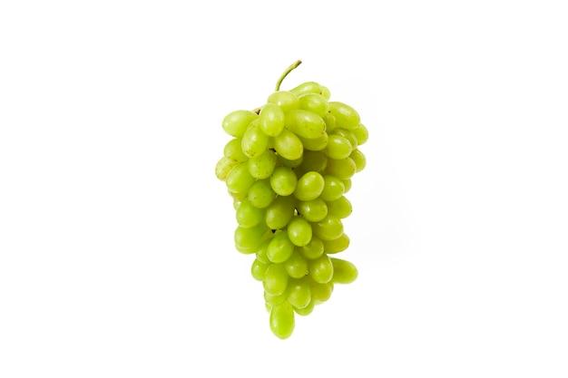 Leckeres bündel frischer weißer trauben