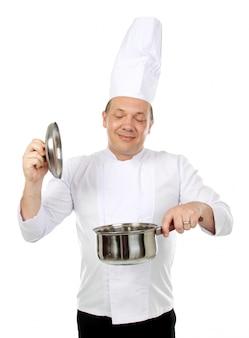 Leckeres essen kochen