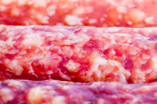 Leckeres fleisch mit gewürzen Premium Fotos