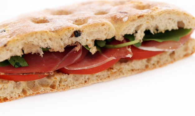 Leckeres sandwich