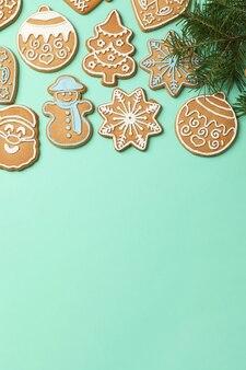 Leckeres weihnachtsplätzchen