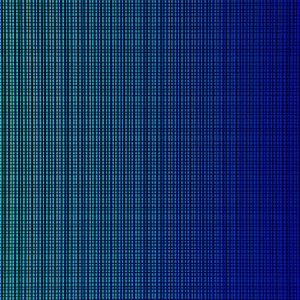 Led-leuchten von computer-led-bildschirmanzeige.