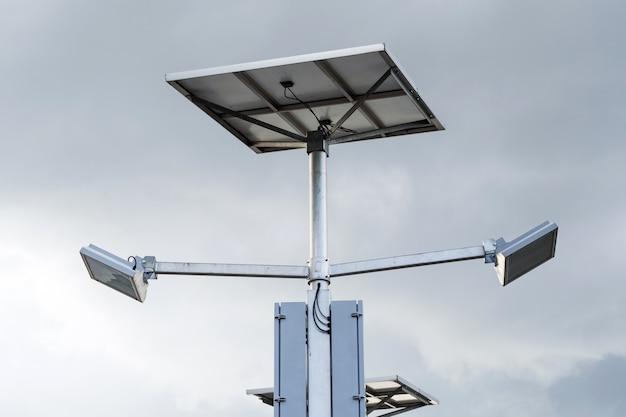 Led solar beleuchtung