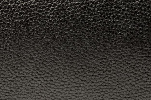 Leder textur schwarz farbe
