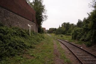 Leer eisenbahn