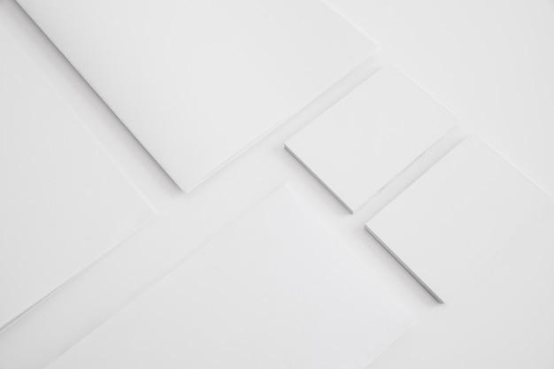Leere briefpapier vorlage