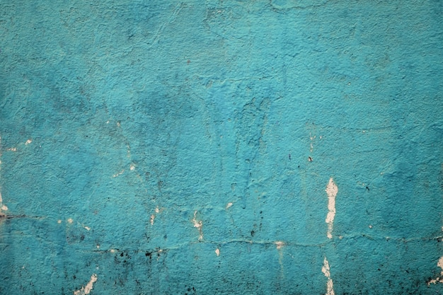 Leere schmutzbetonmauer-seegrünfarbe für beschaffenheit. vintage hintergrund