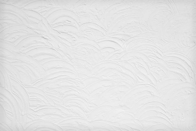 Leere weiße betonwandbeschaffenheit