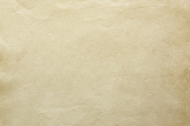 Leere zerknitterte bastelpapierschablone