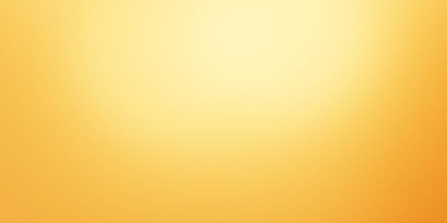 Leerer abstrakter goldhintergrund. farbtrends. szene für werbung