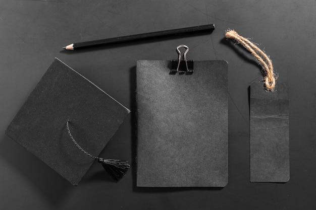 Leeres briefpapier festgelegt. unternehmensidentität vorlage